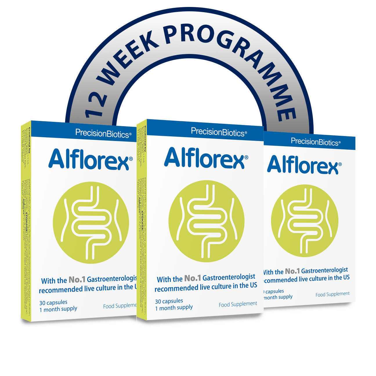 12 Week Alflorex IBS Treatment Programme. Click to Buy Now